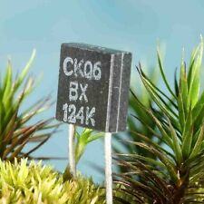 10x CONDENSATEUR PRO CK06 LCC CERAMIQUE RADIAL 120nF 50V HAUTE QUALITE lot de 10