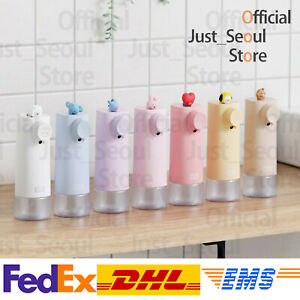 Official BTS BT21 Automatic Hand Washer Soap Baby Ver + Freebie + Free Express