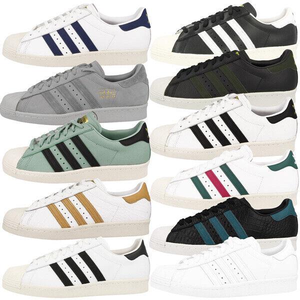 Adidas 80s Schuhe Superstar Retro Herren dCxBero