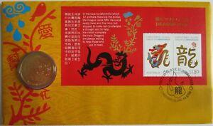 Australia-1-dolares-2012-lunar-II-dragon-numisbrief