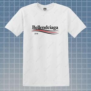 Bellendciaga-T-shirt-Bernie-BB-mode-campagne-2018-tee-shirt-Balencia-Parodie-Cool-Top