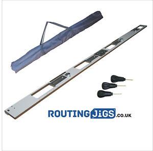 Adjustable Hinge Jig Kit Includes 16mm Trend Guide Bush