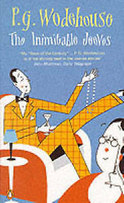The Inimitable Jeeves, Wodehouse, P G, Very Good Book