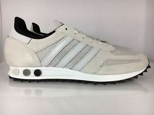 super cute eb6d9 6dd7f Dettagli su SCARPE EUR 39 1/3 UK 6 CM 24 ADIDAS LA TRAINER OG ART. BY9327