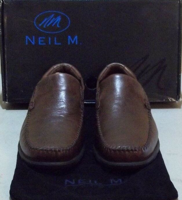 New Neil M. Rome 8.5 D walnut (4610)