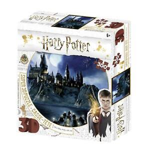 Harry-Potter-Poudlard-Super-Effet-3D-300-PC-Puzzle