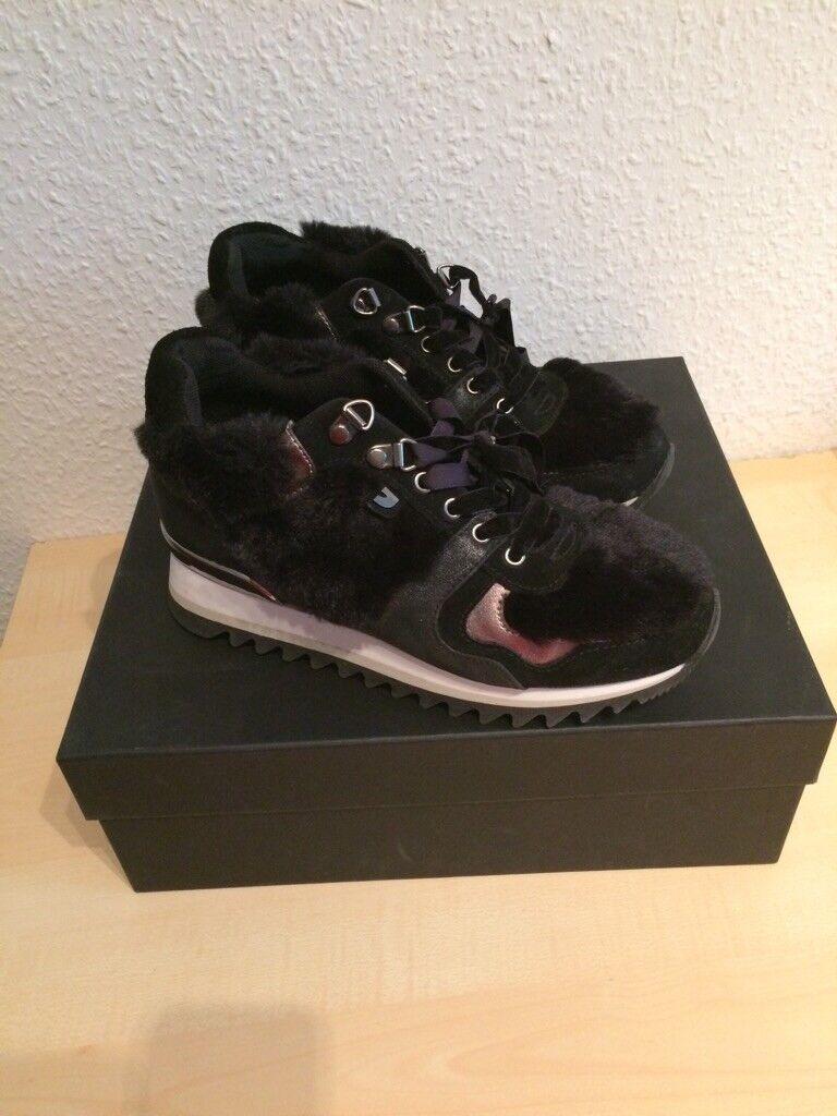 Sneaker Gioseppo Fell 38 Grösse 38 Fell neuwertig 9aa89b
