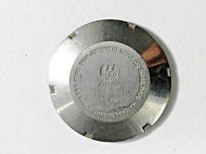 Reloj 8975 Steel Luneta Back Fondo Detalles Exactus De Acero Tapa Inoxidable Stainless dtsQhrCx