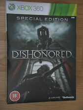 Dishonored Special Edition For Xbox 360 Brand New & Sealed