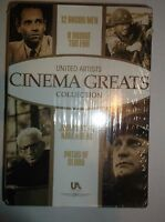 United Artists Cinema Greats Collection, 4 Films (dvd, 4-disc Set) Brand