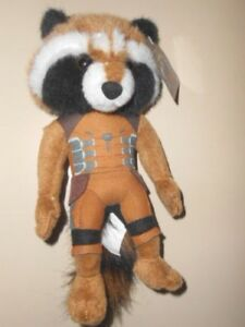 Marvel-Rocket-Raccoon-Plush-Toy-Doll-Figure-GUARDIANS-of-the-GALAXY