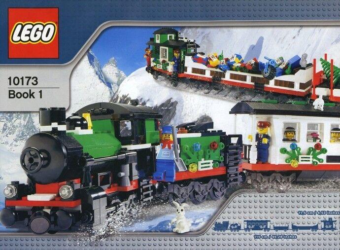 Nouveau Lego 9 V TRAINS nº 10173 vacances TAIN Scellé-Navires World Wide