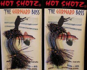 Paternoster-Rigs-Hot-Shotz-Lil-Shrimpy-4-0-Made-in-NZ-OZ-seller-FREE-POSTAGE