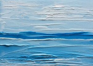ICE-BLUE-SEASCAPE-Original-Oil-ACEO-Painting-2-5-034-x3-5-034-Julia-Garcia-OOAK-Art-NEW