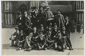 Italia-italo-balbo-con-amici-umberto-albini-e-Ippolito-radaelli-a-venezia-1921