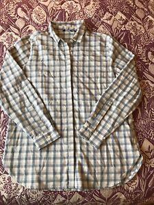 Rohan Ladies Homestead Shirt Size 14 Thermocore