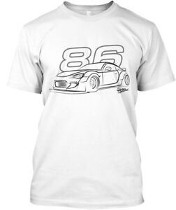 Frs-Gt86-Ft86-86-Hanes-Tagless-Tee-T-Shirt