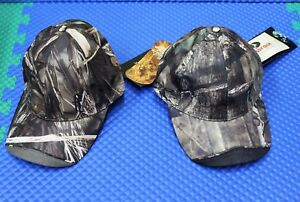 FROGG TOGGS Two Tone Caps With Bill Tip CHOOSE YOUR CAMO DESIGN!