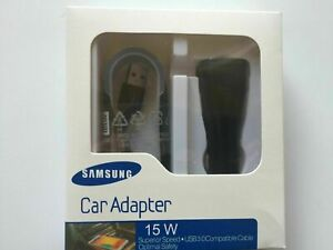 Original-Samsung-Galaxy-S6-S7-edge-Note-5-4-Fast-Car-Charger-5Ft-Micro-USB-Cable