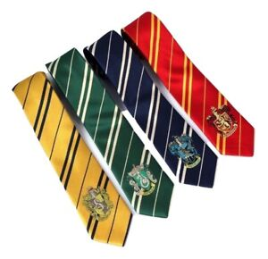 FANCY-DRESS-COSPLAY-HARRY-POTTER-STYLE-HOUSE-TIES-BOOK-DAY-UK
