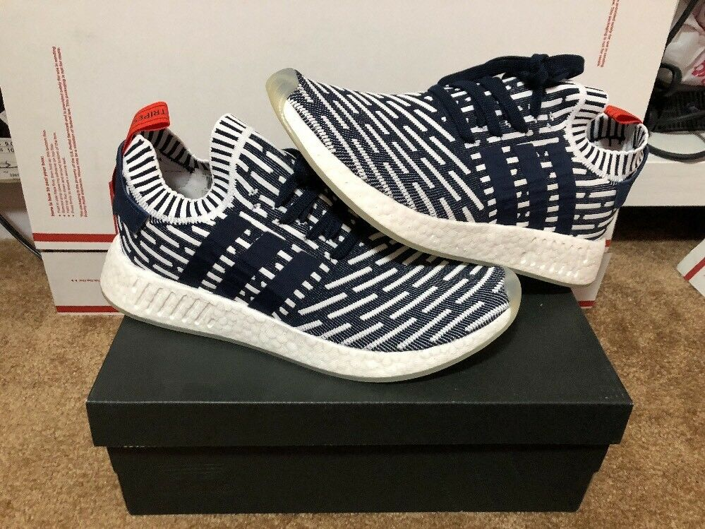 Athletic Shoes Motivated Adidas Nmd R2 Men's Us Size 9.5 Clothing, Shoes & Accessories