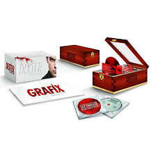 Dexter The Complete Series Blu-ray 25 Disc Gift Box Special Edition Set | NEW