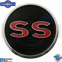 1964 Chevy Impala Center Console  Ss  Emblem Made In The Usa