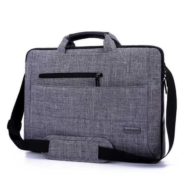 "BRINCH 15.6//17.3/"" Laptop Sleeve Case Shockproof Tablet Messenger Bag Pouch-Nylon"