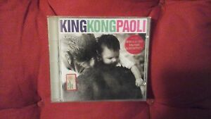 PAOLI-GINO-KING-KONG-1994-CD