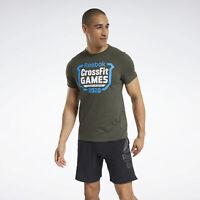 Reebok Men's Crossfit Games Crest Tee