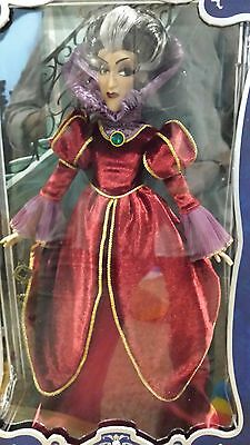"""Disney 17"""" LIMITED EDITION Doll - LADY TREMAIN from CINDERELLA NRFB NEW, MINT"""