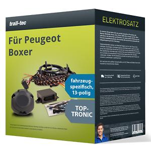 Für Peugeot Boxer E-Satz 13-pol spezifisch inkl EBA