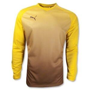 e01e0121f Image is loading Puma-Speed-GK-GoalKeeper-Jersey-Style-701272-27-