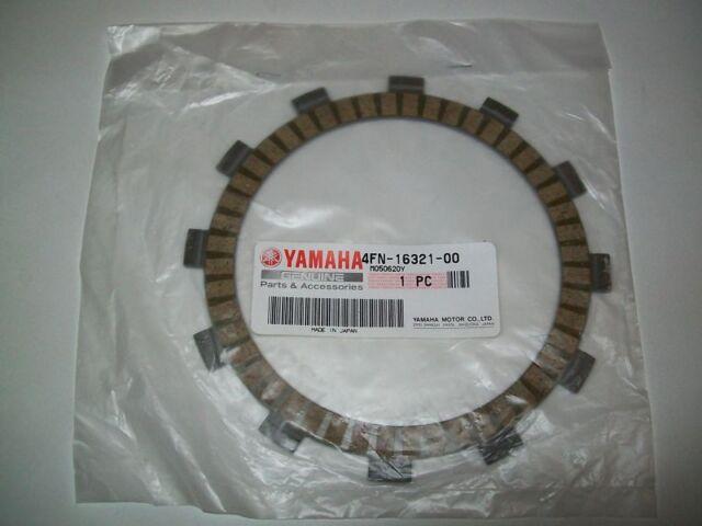 YAMAHA FZS1000 FZS600 FRICTION PLATE GENUINE OEM