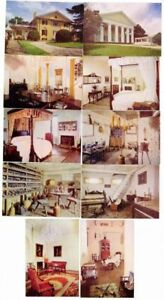 Packet-of-10-Miniature-Photos-of-The-Lee-Mansion