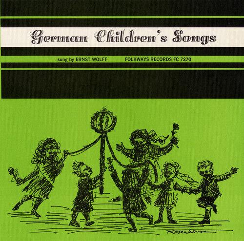Ernst Wolff - German Children's Songs, Vol. 1 [New CD]