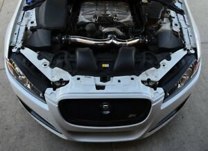 Image Is Loading Jaguar XFR Amp XF 5 0 Supercharged Performance