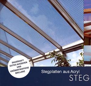 doppelstegplatten stegplatten 16 mm acryl highlux no drip muster ebay. Black Bedroom Furniture Sets. Home Design Ideas