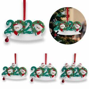 2020-Christmas-Ornament-Christmas-Hanging-Ornaments-Family-Diy-Personalized-Xmas