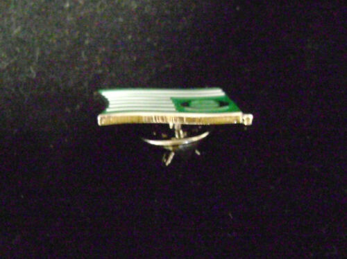 Ecology Flag Earth Day Hat Lapel Pin
