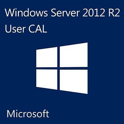 Windows Server 2012 R2 RDS CAL 50 User CAL License KeyRemote Desktop Services