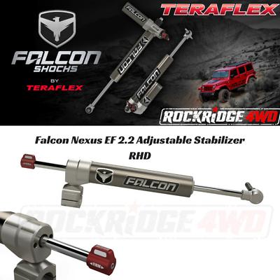 1-5//8 Tie Rod TeraFlex 01-02-21-110-158 Falcon Nexus EF 2.1 Stabilizer
