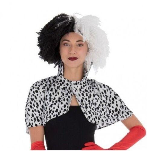 ADULT GRANNY DONALD TRUMP EVIL DOG LADY HALLOWEEN FANCY DRESS PARTY COSTUME