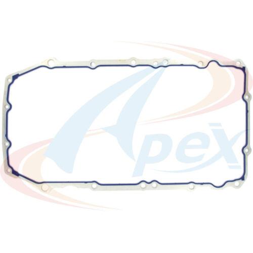 Engine Oil Pan Gasket Set Apex Automobile Parts AOP336