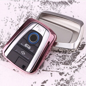 Tpu Soft Smart Remote Key Fob Case Cover Shell Protector For Bmw I3