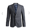 Saba-Mens-Stephen-Item-Jacket-Charcoal-Size-36-BNWT-RRP-549-00 thumbnail 6