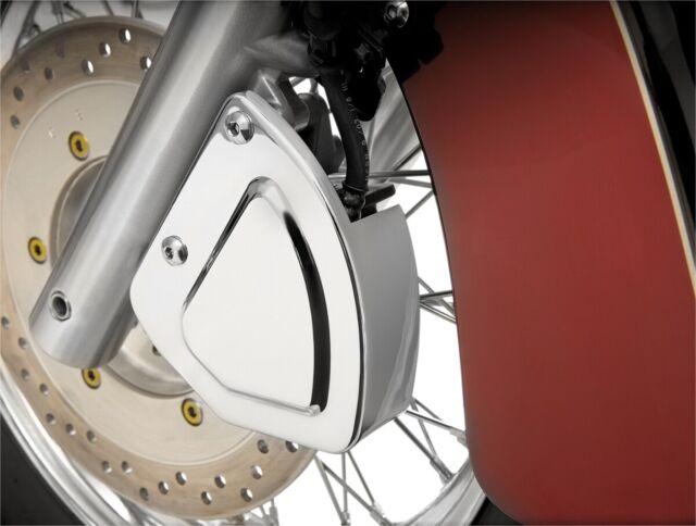 Show Chrome Accessories 53-428 Front Brake Caliper Cover