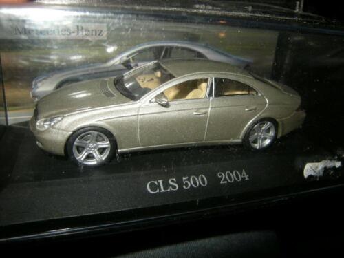 1:43 Ixo Mercedes-Benz CLS 500 2004-2009 in VP