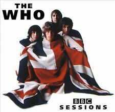 The Who - BBC Sessions - MCA CD - w/ My Generation, Substitute, Good Lovin'