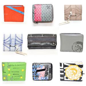 24b491ac06b91 Das Bild wird geladen DIESEL-Geldboersen-Portemonnaie -Geldbeutel-Portemonaie-Brieftasche-versch-Modelle